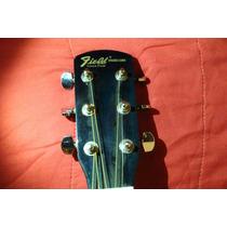 Vendo Guitarra Electrocuastica Field Sin Uso!!!