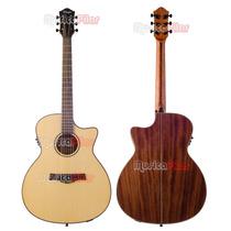 Guitarra Electro Acustica Parquer Gac310smeq Musica Pilar