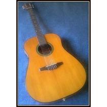 Excelente! Guitarra Electroacustica Gracia 115 Eq Año 2000
