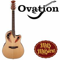 Ovation Guitarra Electroacustica Applause Elite Ae44-4