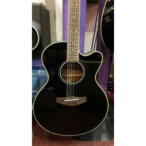 Guitarra Electroacustica Yamaha Cpx700 Ii Cpx 700ii Nueva!