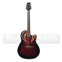Guitarra Electroacustica Ovation Cc48-5 Rrb Deluxe