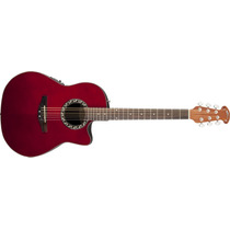 Applause Ovation Ab24 Guitarra Electro Acustica Cuerdas Acer