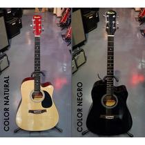 Guitarra Electroacustica Memphis 1422 Envio Gratis!!!