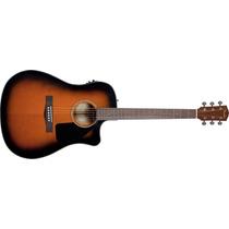Fender Cd60 Ce Guitarra Electro Acustica Pre Fishman Estuche