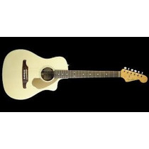 Guitarra Electroacústica Fender Malibu V2 Sce 12 Cuotas!