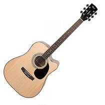 Guitarra Electroacústica Cort Ad-880 Ce-ns