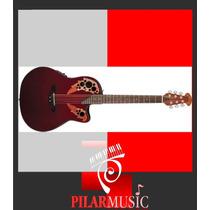 Guitarra Applause Ovation Ae44rr- Pilar Music Champagnat