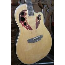 Guitarra Electro Acustica Parquer Ovation Goc200 En Stock!