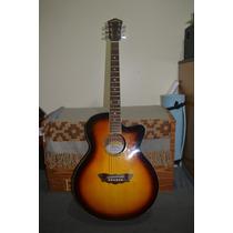 Guitarra Washburn Ea16 Electroacústica