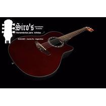 Guitarra Electroacústica Ovation Applause Ab24-rr Balladeer