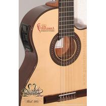 Guitarra Electrocriolla La Alpujarra Mod. 86 Kec.