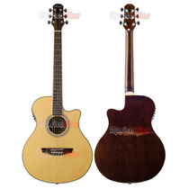 Guitarra Electro Acustica Parquer Gac210tblbeq4 Musica Pilar