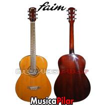 Guitarra Electro Acustica Faim 700eq Musicapilar