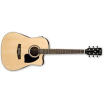 Ibanez Pf15ece Nt Guitarra Electroacústica