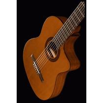 Guitarra Electroacústica Cordoba C5 Cet Slim Audiomasmusica