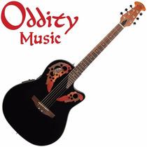 Applause Ae44-5 Elite Ovation Guitarra Electroacústic Oddity