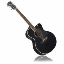 Guitarra Electroacústica Yamaha Cpx700ii Negra Mar Del Plata