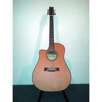 Guitarra Acústica Gracia 115 Lh Zurda