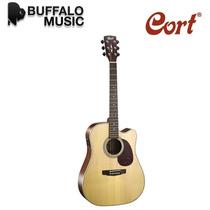 Guitarra Electro Acustica Cort Incluye Funda Mr710f-nat