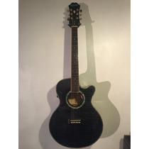 Epiphone Performer Me Guitarra Electroacústica Usada
