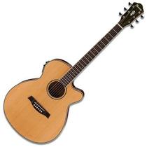 Guitarra Electroacústica Ibanez Aeg15ii C/corte