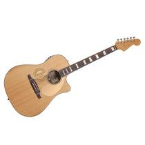 Guitarra Electroacustica Fender Kingman Sce Fishman Btq Fcs