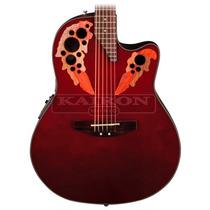 Guitarra Electroacustica Applause Ovation Ae44rr Balladeer