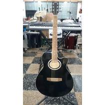 Guitarra Electroacústica Lazer Apx C/eq Flash Musical Tigre