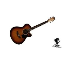 Guitarra Electroacústica Washburn Lyon La245 Enm