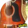Guitarra Electroacustica Washburn D17 Made In Usa! Permuto!