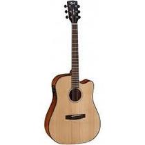 Guitarra Electro Acustica Cort Incluye Funda Mr-e-ns