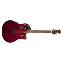 Guitarra Eelctroacustica Ovation Celebrity Elite Ce44 Sb
