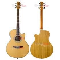 Guitarra Electro Acustica Parquer Gac250 Tbzbeq4 Musicapilar