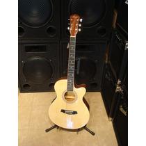 Guitarra Electroacustica Greenland Con Corte Y Eq Apx