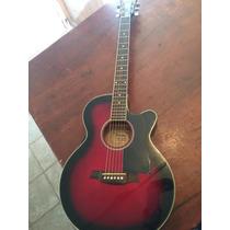 Guitarra Electroacústica Ibanez Aeg8e Trs