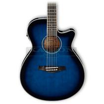 Guitarra Electroacustica Ibanez Aeg8e Tbs Eq Ibanez