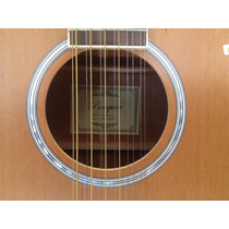 Guitarra 12 Cuerdas Parquer