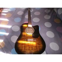 Guitarra Electracustica Parquer . Vendo O Permuto