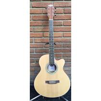 Midland Guitarra Electro Acustica C/ Corte