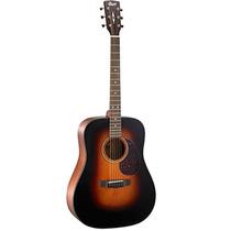 Guitarra Electro Acustica Cort Incluye Funda Earth-300vf-sb