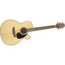 Guitarra Electroacústica Takamine Eg-440c Tapa Sólida !!!