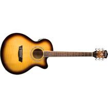 Washburn Ea15 Guitarra Electro Acustica Varios Colores