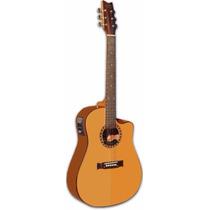 Guitarra Electroacustica Gracia Modelo 115 C/ Equalizador