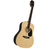 Guitarra Electroacustica Custom Parquer Con Eq Excelente