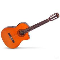 Fender Cg4ce Guitarra Electro Acustica Nylon