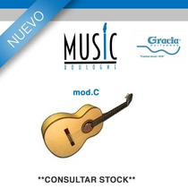 Guitarra Gracia Linea ¿premium Mod. C - Bm Music Boulogne -