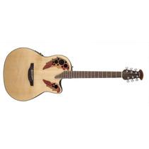 Guitarra Electroacustica Ovation Ce44 4 Celebrity Elite Nat