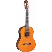 Guitarra Electroacústica Yamaha Cgx102 Nueva Garantía