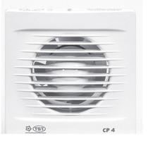 Extractor De Aire Para Baño Plastico Abs Cp6 Tst 15.25cm